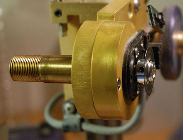 Omni-E Faceting Machine Head - Digital Encoder Disassembly and Removal