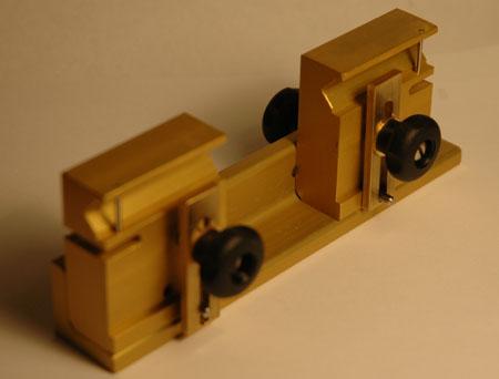 polymetric faceting machine