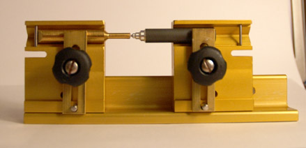 The Omni Transfer Jig is Sloppy | The Omni-E Faceting Machine Laid Bare