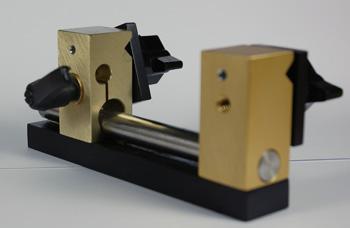 Polymetric Transfer Jig - Rear View Showing Block Details