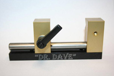 Polymetric Jig Modified for Omni Dops Back Engraving