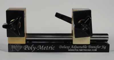 Polymetric Transfer Jig - Front View